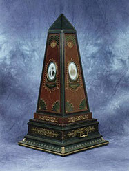 Obelisk geschlossen