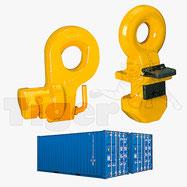 Container-Transportösen - TCU / TCO