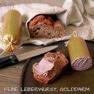 leberwurst golddarm