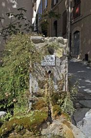 fontaine du Brousson d'Or