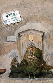 fontaine de la rue de France