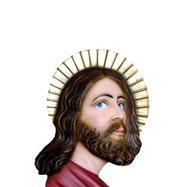 statua gesu volto santo