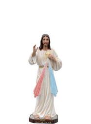 statua gesu misericordioso