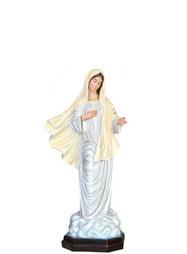 statua madonna di medjugorje