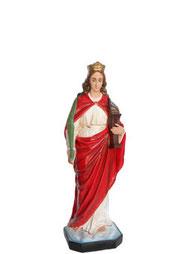 statua santa cecilia