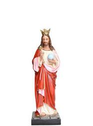 statua gesu cristo re