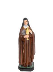 statua santa chiara