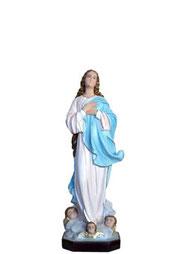 statua madonna assunta al murillo