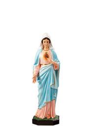 statua madonna sacro cuore di maria