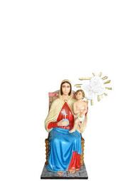 statua madonna dell'arco