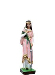 statua santa filomena