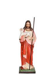 statua gesu sacro cuore buon pastore