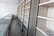 Anaqueles para farmacia, muebles para farmacia, vitrinas para farmacia