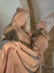 Notre Dame de Fontenay (XIIIème)