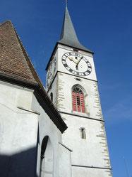 église évangéliste St Martin