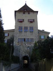 la Hoftur qui donne accès à la vieille ville