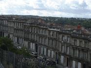 vue sur la ville depuis les remparts