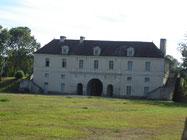 corps de garde de la Gironde côté Gironde