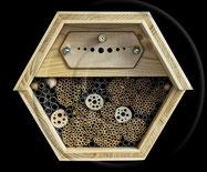 Beobachtungsnistkasten Wildbienenschreiner