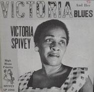 victoria spivey-jazz women classic jazz