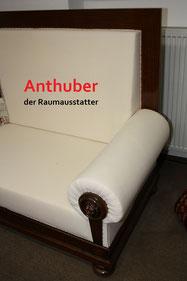 Bild: Alte Couch um 1900 Bild 2