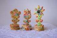 koekjes versieren met strooisels