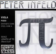 Corde Thomastik Peter Infeld Alto