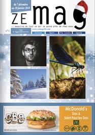 ZE mag DAX décembre 2017
