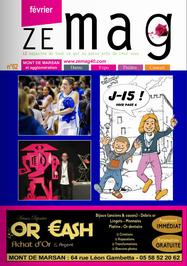 ZE mag MDM 62 février 2016