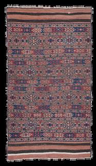 Kelim Teppich. Zürich. Antique Iran Sumak Kelim,  antique Shahsavan soumak, antique and nomad rug, tapis et kilims nomades, Zurich Suisse, www.kilimmesoftly.ch