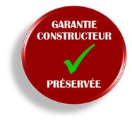 garantie constructeur préservée