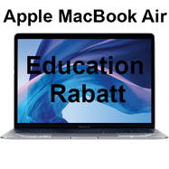 Apple MacBook Air Laptop mit Education Rabatt kaufen