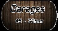 garage en bois en dordogne, aquitaine