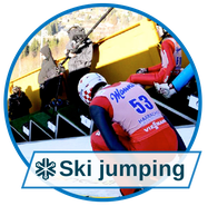 Snow systems for highest demands with ski jumping