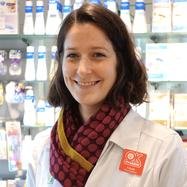 Fabienne Rubli, Pharmacienne