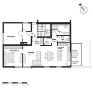 esp-architekten, Sanierung, Stahlbalkon, Flachstahl Geländer, Umnutzung