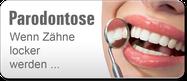 Zahnfleischbluten und lockere Zähne? Wie Ihnen Zahnarzt Dr. Schermuly in Greifenstein gegen Parodontose helfen kann. (© pressmaster - Fotolia.com)