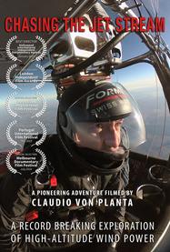 BBC Dokumentarfilm: Marc Hauser im Jetstream