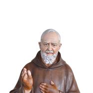statua san padre pio