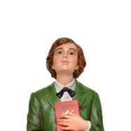 statua san domenico savio