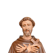 statua san francesco d'assisi