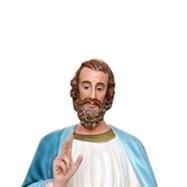 statua san luca evangelista