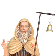 statua sant antonio abate