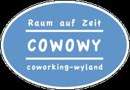 Coworking Wyland bietet Raum auf Zeit im Zürcher Weinland.