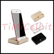 basetta ricarica iphone