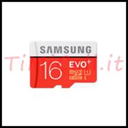 scheda SD 16 GB samsung bari