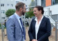 Dagmar Mager & Patrick Schreiber MdL