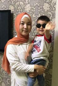 Au-Pair aus Kyrgyzstan