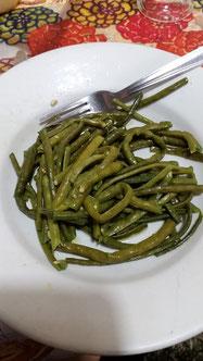 Fagiolini o cornetti