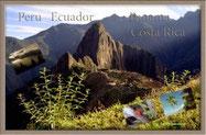 Bild: Präsentationsfoto,Teil 4,Peru,Ecuador,Panama,Costa Rica